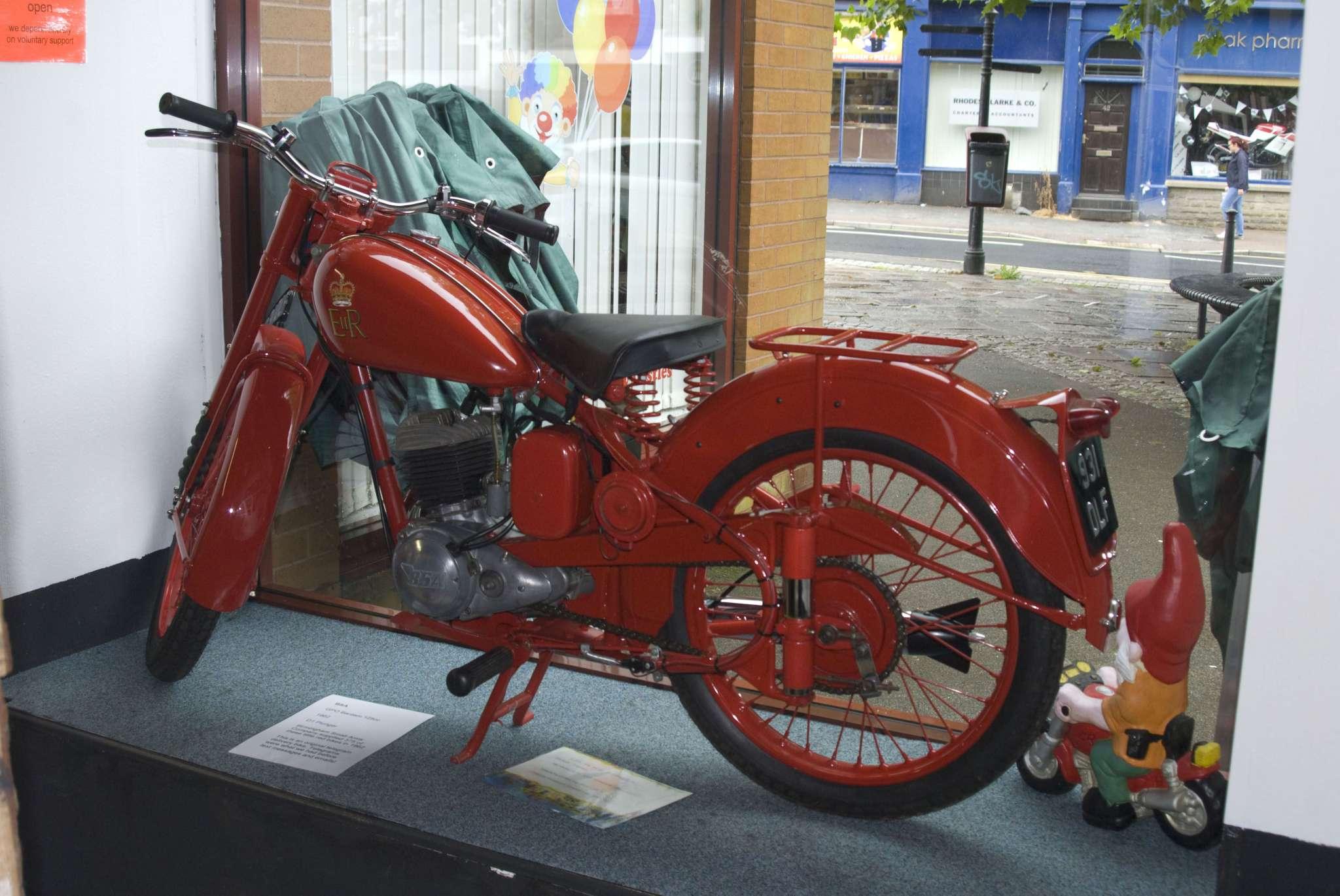 Eckington Craft Shop